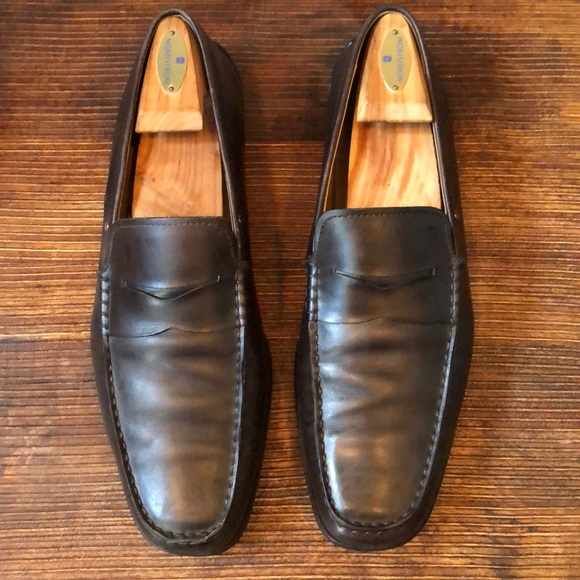 26163883a3d ... Tod s Shoes Tods Mens Size 13 Driving Loafers Poshmark